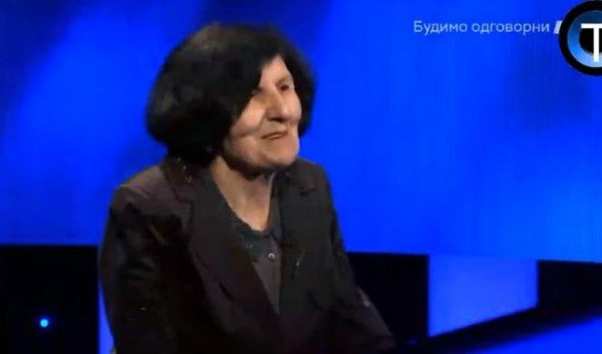 Potera: baka Ružica